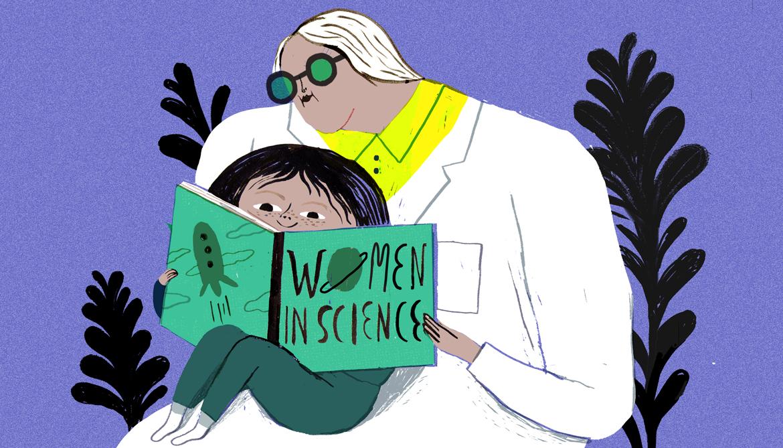 día de la mujer y la niña en la ciencia