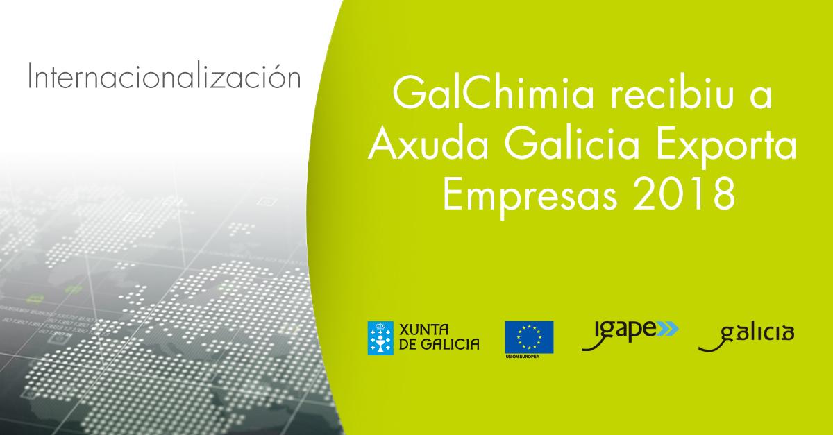 Axuda Galicia Exporta