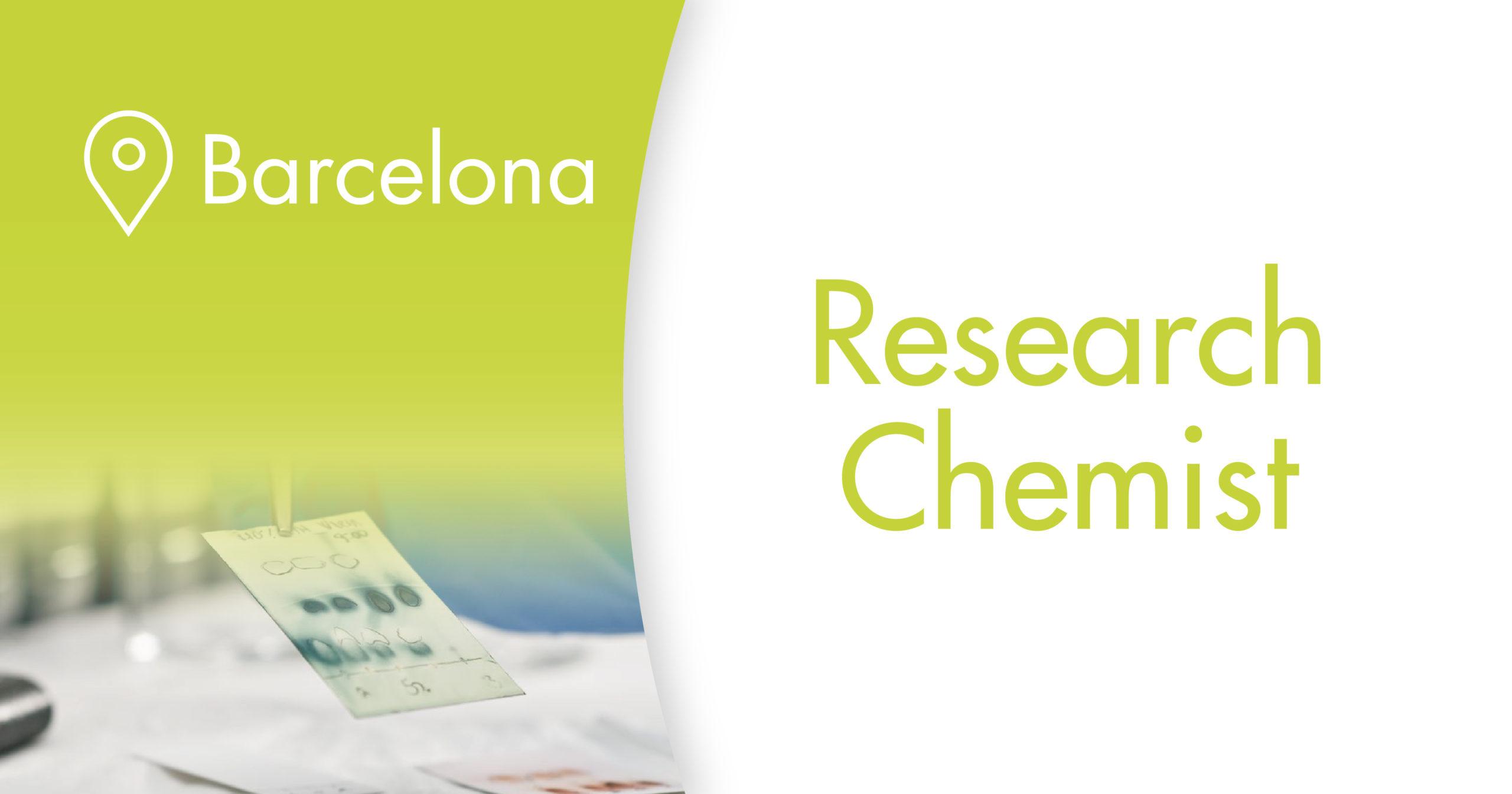 research chemist