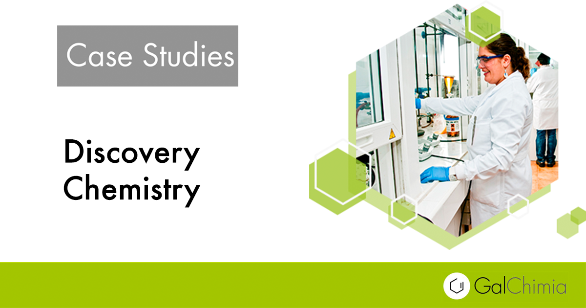 Discovery Chemistry: Cases Studies
