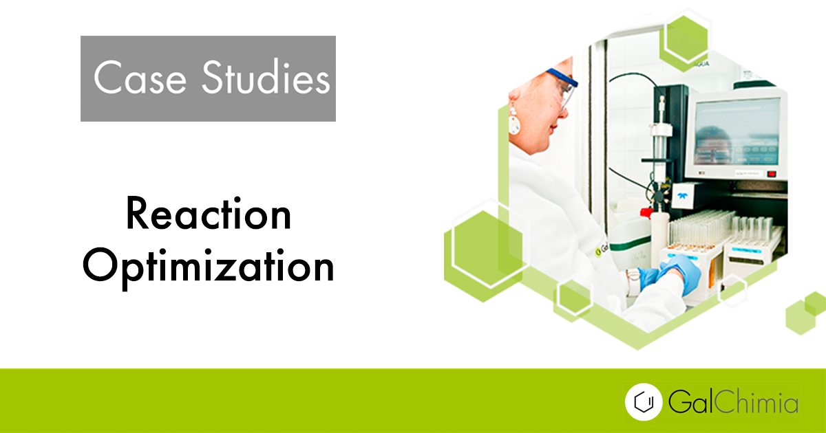 Reaction Optimization: Case Studies