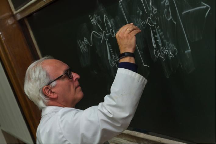 GalChimia Blackboard