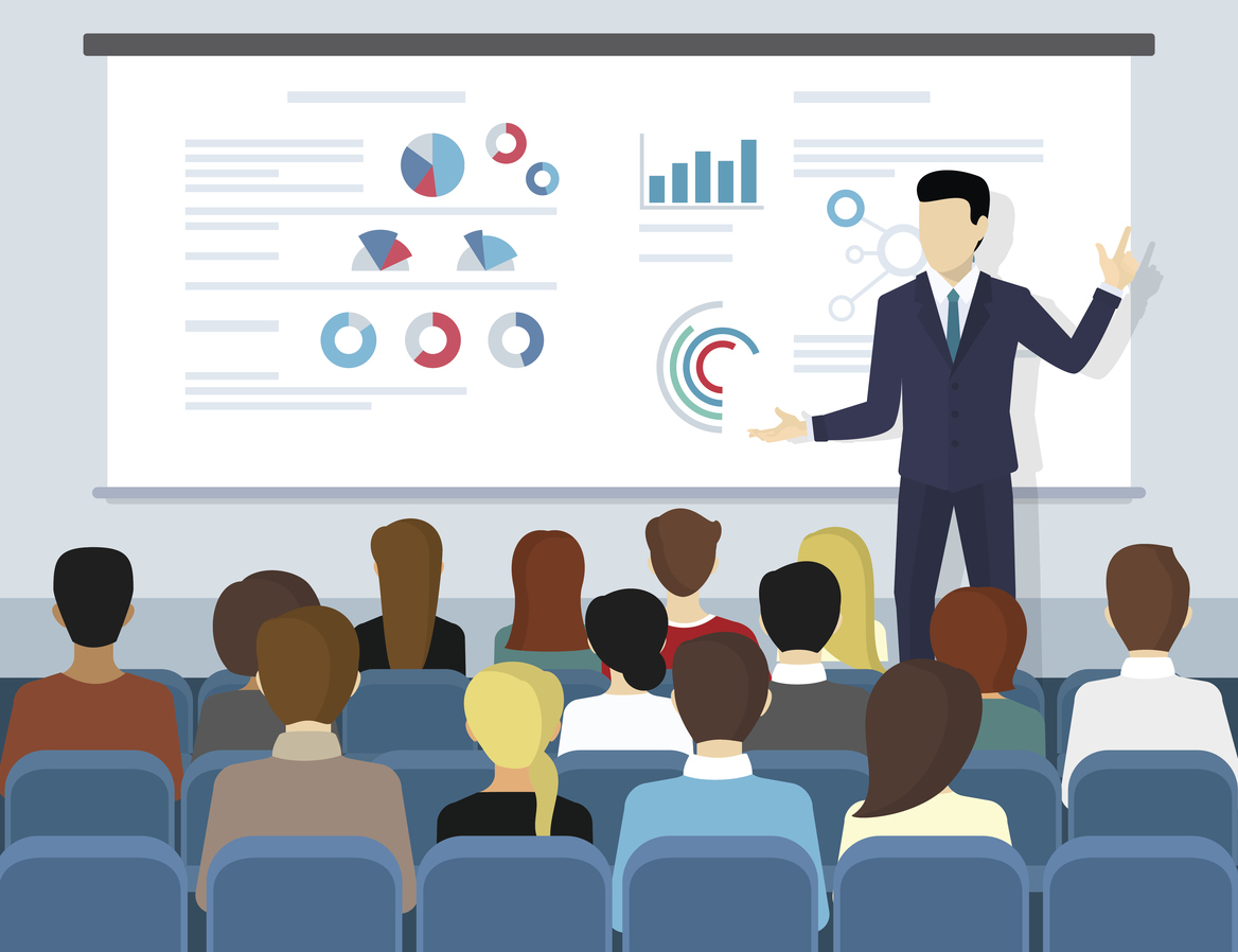 How to crash your own presentation: 10 techniques and other small tricks
