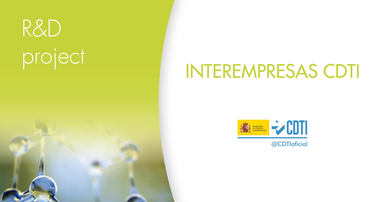 R&D Project INTEREMPRESAS CDTI