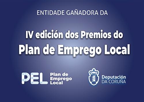 Logo ganadores IV Premio PEL