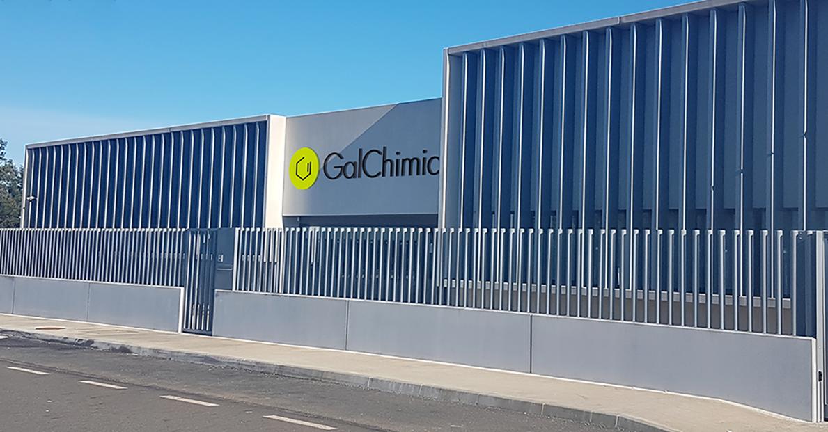 New headquarters of GalChimia in Galicia